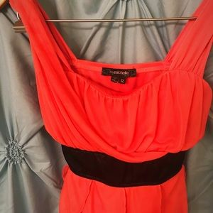 Other - Coral dress